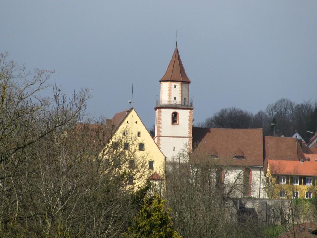 Unsere Dreieinigkeitskirche